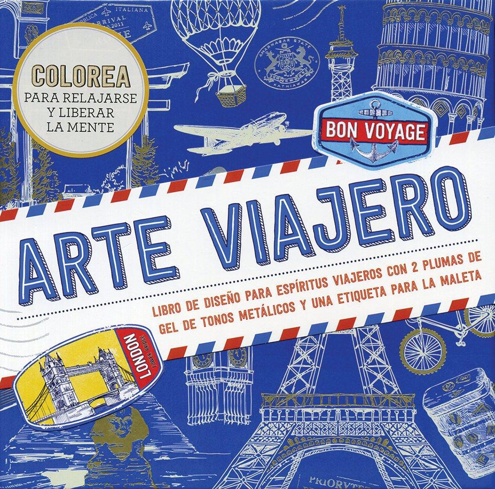 ARTE VIAJERO (Spanish) Hardcover – 2014
