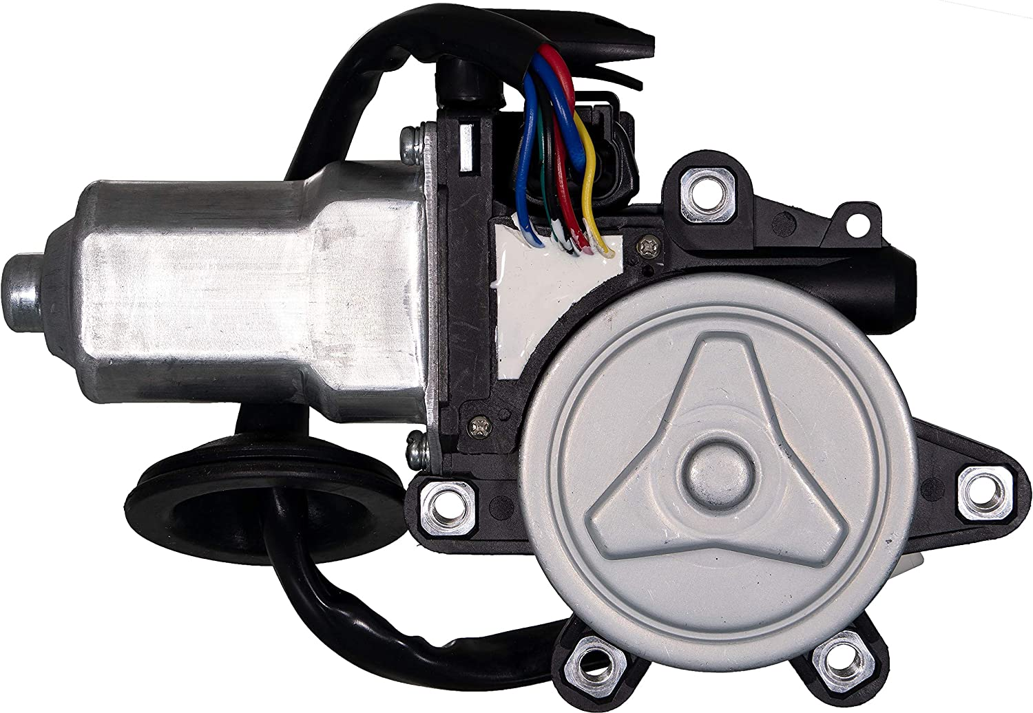 APDTY 853622 Window Lift Motor Front Left Replaces 80731-CD00A Fits 2003-2009 Nissan 350Z // 2003-2007 Infiniti G35 Coupe Driver-Side