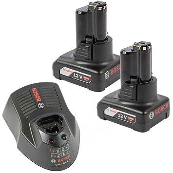 Bosch GBA batería de repuesto 12 V 4.0 Ah 2 ST. Bandeja de ...