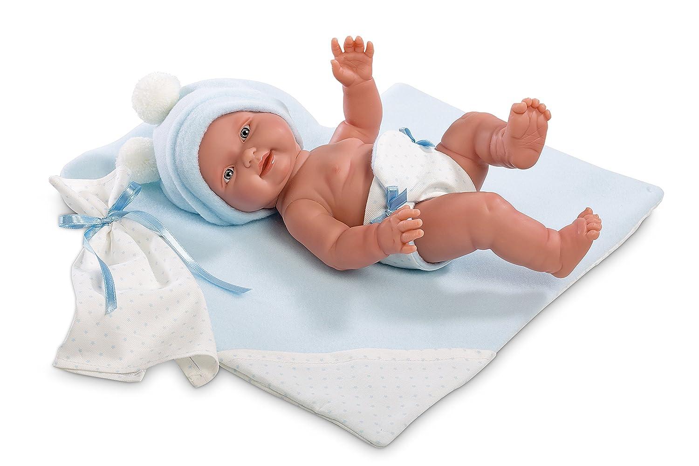 Llorens 26265 – Recién Nacido Baby muñeca, 26 cm
