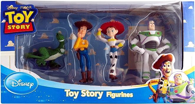 Toy Story - 4 Pack: Amazon.es: Juguetes y juegos