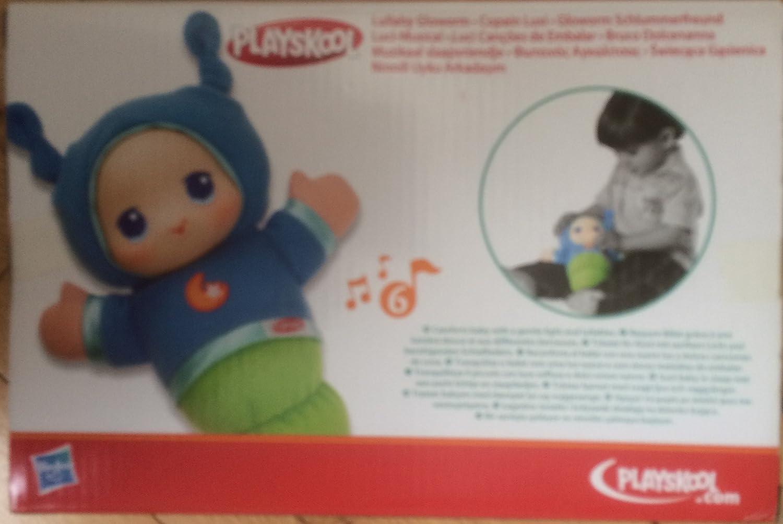 Playskool Lullaby Gloworm - Chupete para bebé, Color Azul ...