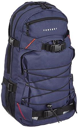Forvert Louis - Mochila para portátil (55 x 40 x 20 cm), color azul - 55 x 40 x 20 cm: Amazon.es: Deportes y aire libre