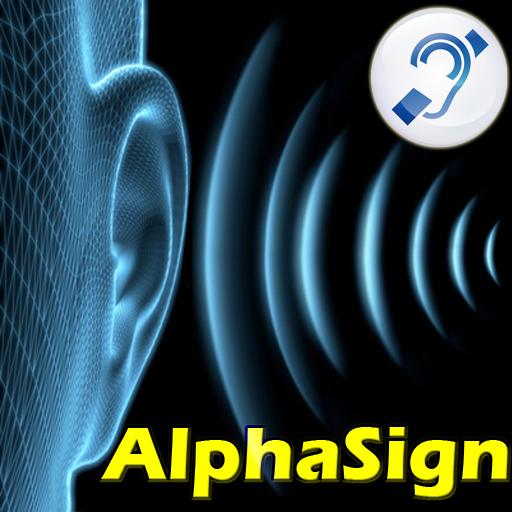 Alphasign Pro - American & British Sign Language Alphabet Learning ASL & BSL (Asl Pro)