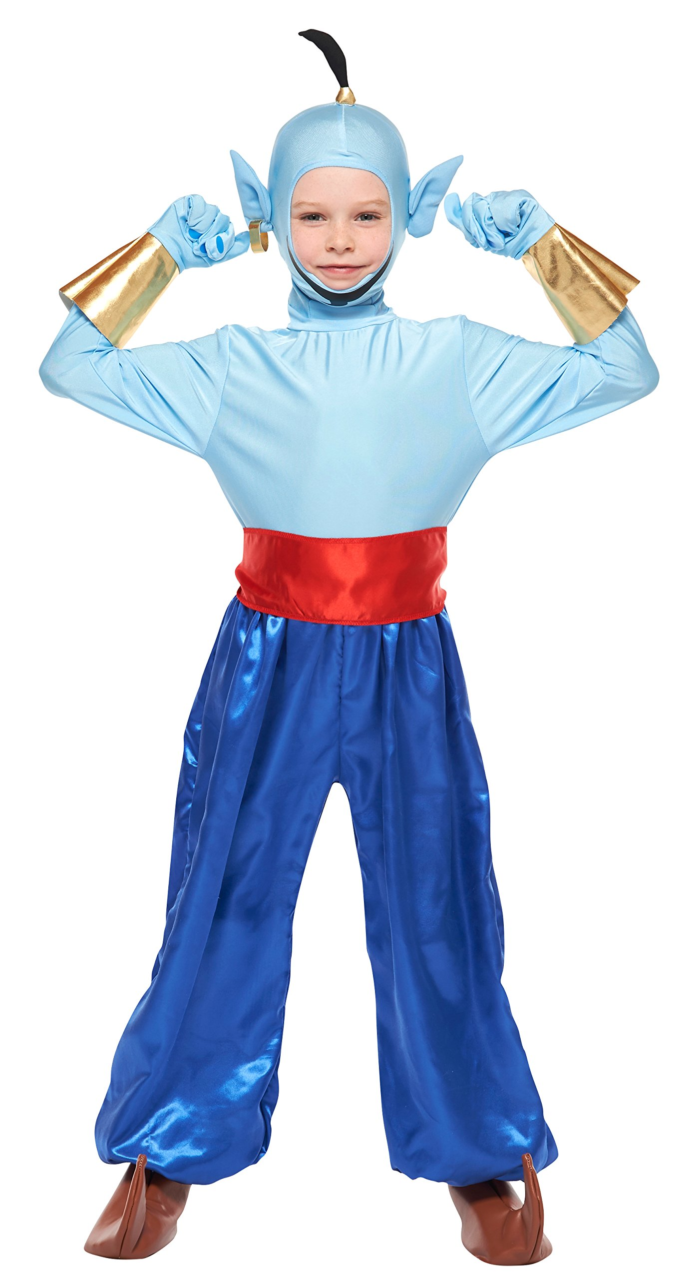 Disney's Aladdin Costume - Genie Costume - Child S Size