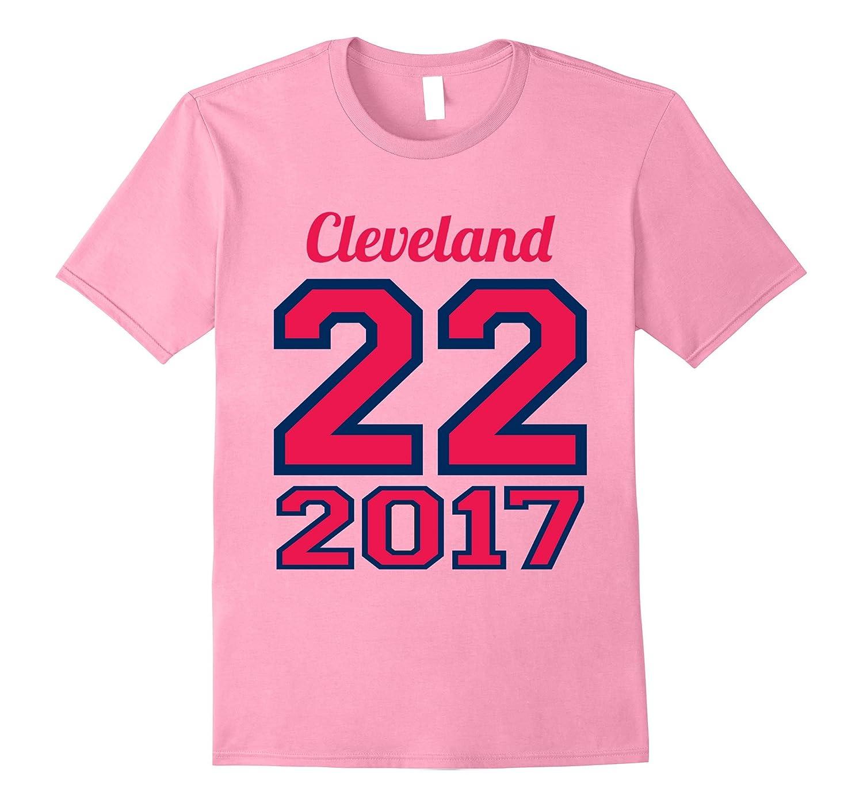 Cleveland 22 in 2017-BN