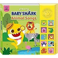 Pinkfong Baby Shark Animal Songs Sound Book