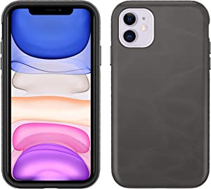 Pelican iPhone 11 Case, Traveler Series – Military Grade Drop Tested – TPU, Polycarbonate Protective Case for Apple iPhone 11 (Black)