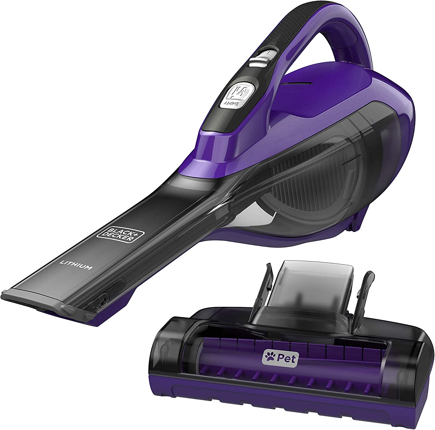 Best vacuum for pet hair and stairs