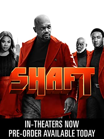 Amazon com: Shaft (2019) (Blu-ray + DVD + Digital Combo Pack) (BD