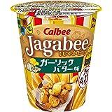 カルビー Jagabee ガーリックバター味 38g×12個
