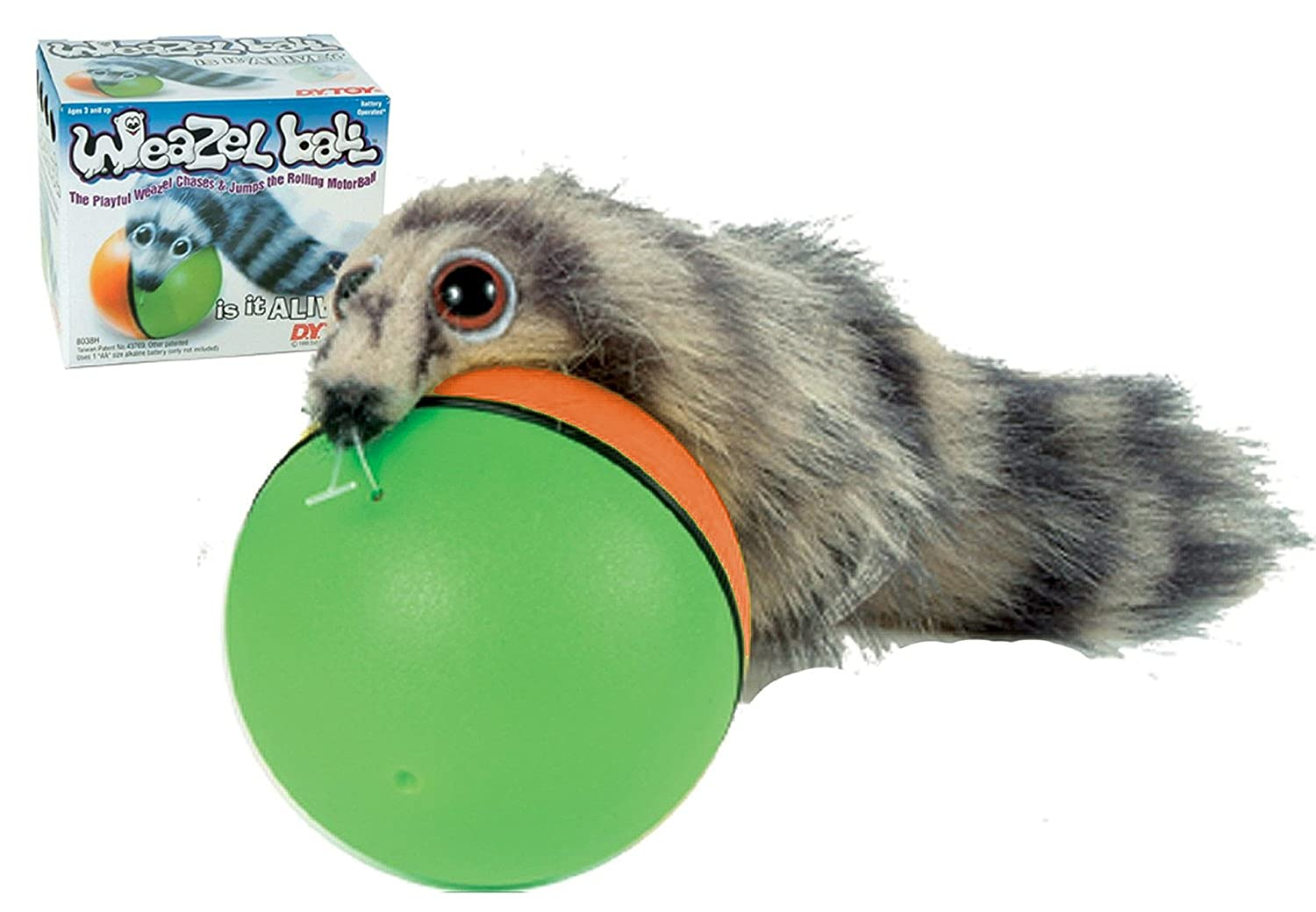 Game Play Electronic Pets Weazel Ball Playful Weasel Kid Child by Toys n Games