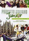 Progetto italiano junior. Libro dello studente. Con CD Audio: 3