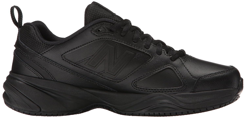New Balance Women's WID626v2 Work Training Shoe B015YCBD6S 7 B(M) US Black