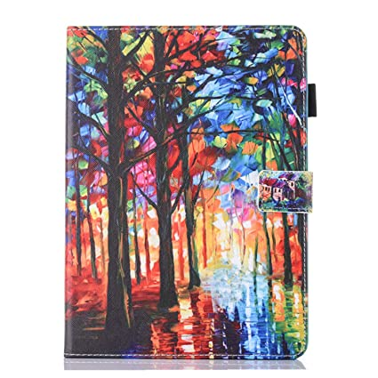 Amazon.com: Fashion Print Case Mini 1 2 3 4 Smart Case Cover ...