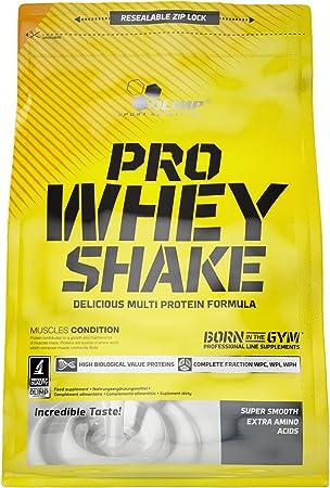 Olimp Sport Nutrition Pro Whey Shake Proteína, Sabor Cookies ...