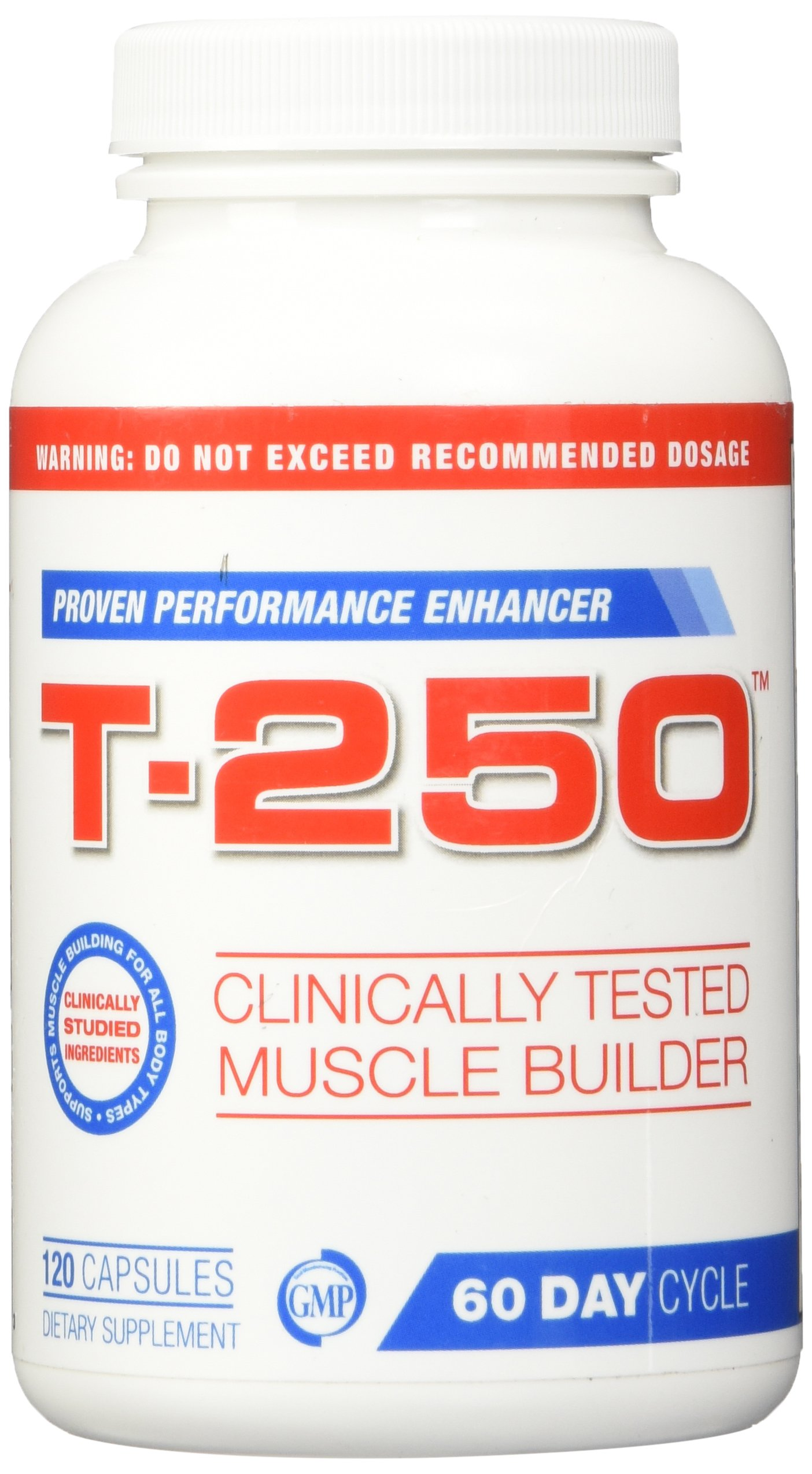 ultimate muscle labs test e 250