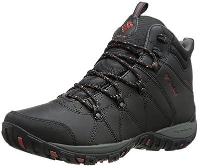 Columbia Men s Peakfreak Venture MID Waterproof Omni-Heat Hiking Boot 699d9c277c