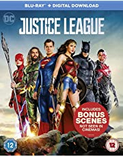 Justice League Digital Download] [2017]