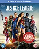 Justice League [Blu-ray + Digital Download] [2017]