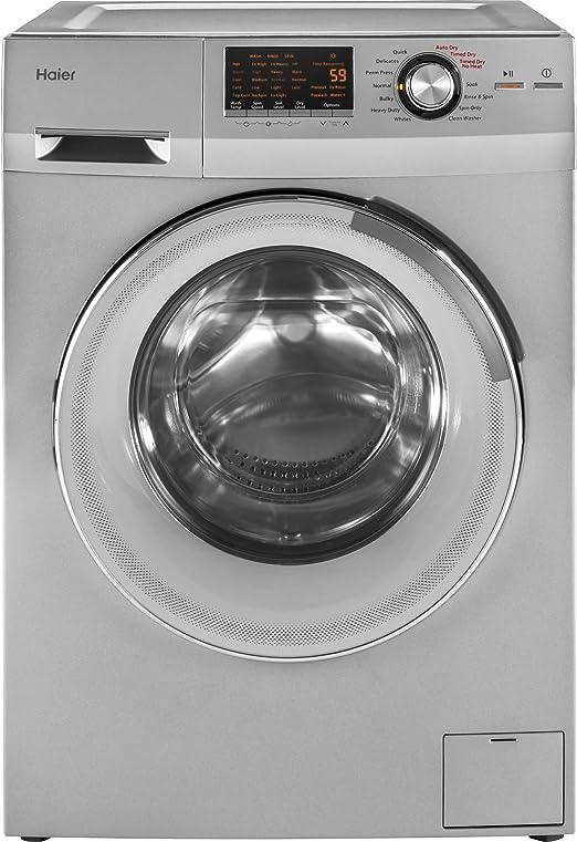 Haier HLC1700AXS combinación de lavadora y secadora de carga ...