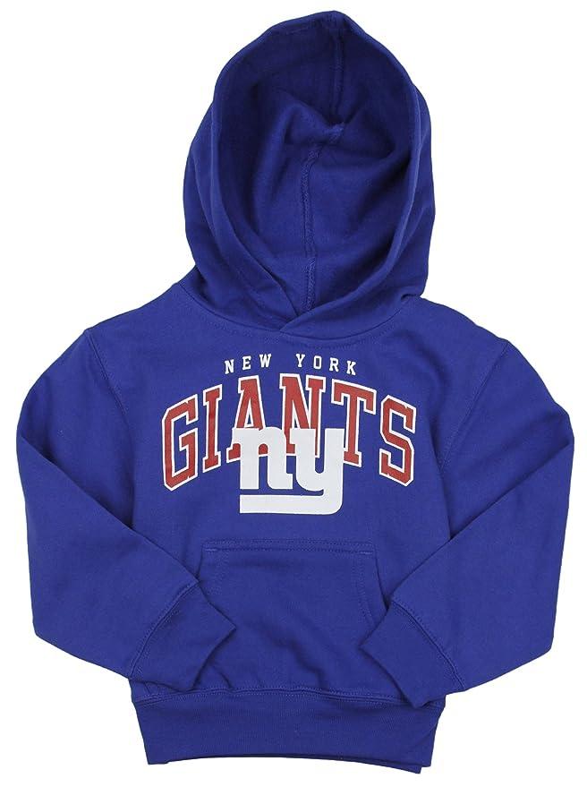 8abf28256 Amazon.com   Outerstuff New York Giants NFL Little Boys Promo Fleece  Hoodie