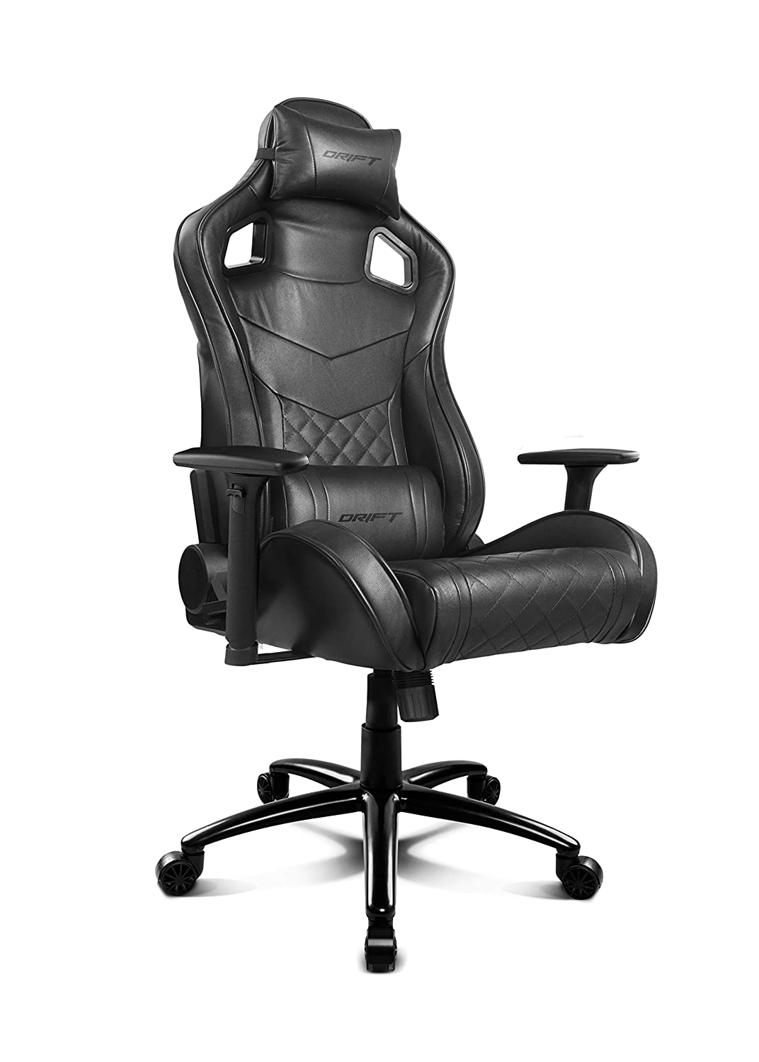 Drift DR450BK - Silla para Juegos, Color Negro: Drift: Amazon.es: Informática