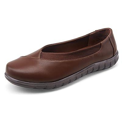 VEPOSE Women's Ballet Flats Slip-on Walking Shoes for Women Flats Comfortable | Flats