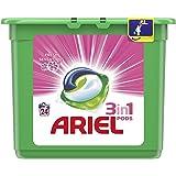 Ariel Fresh Sensation Pink Detergente en Cápsulas - 24 Lavados
