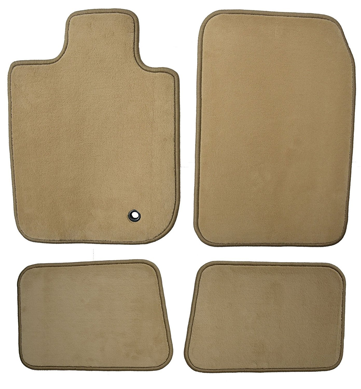 Amazon.com: GG Bailey D3765A-S1A-BGE Two Row Set Custom Fit Floor Mats For  Select Ford Explorer Models - Nylon Fiber (Beige): Automotive