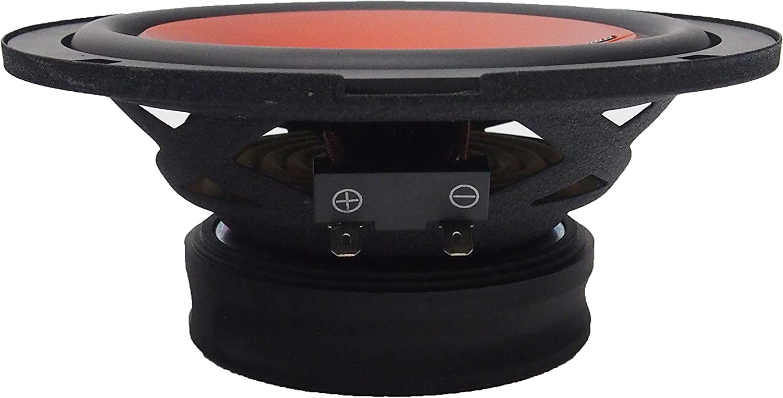 BZRK Audio ODR-65 6.5 2-Way Component Speaker System 120 watts for Car