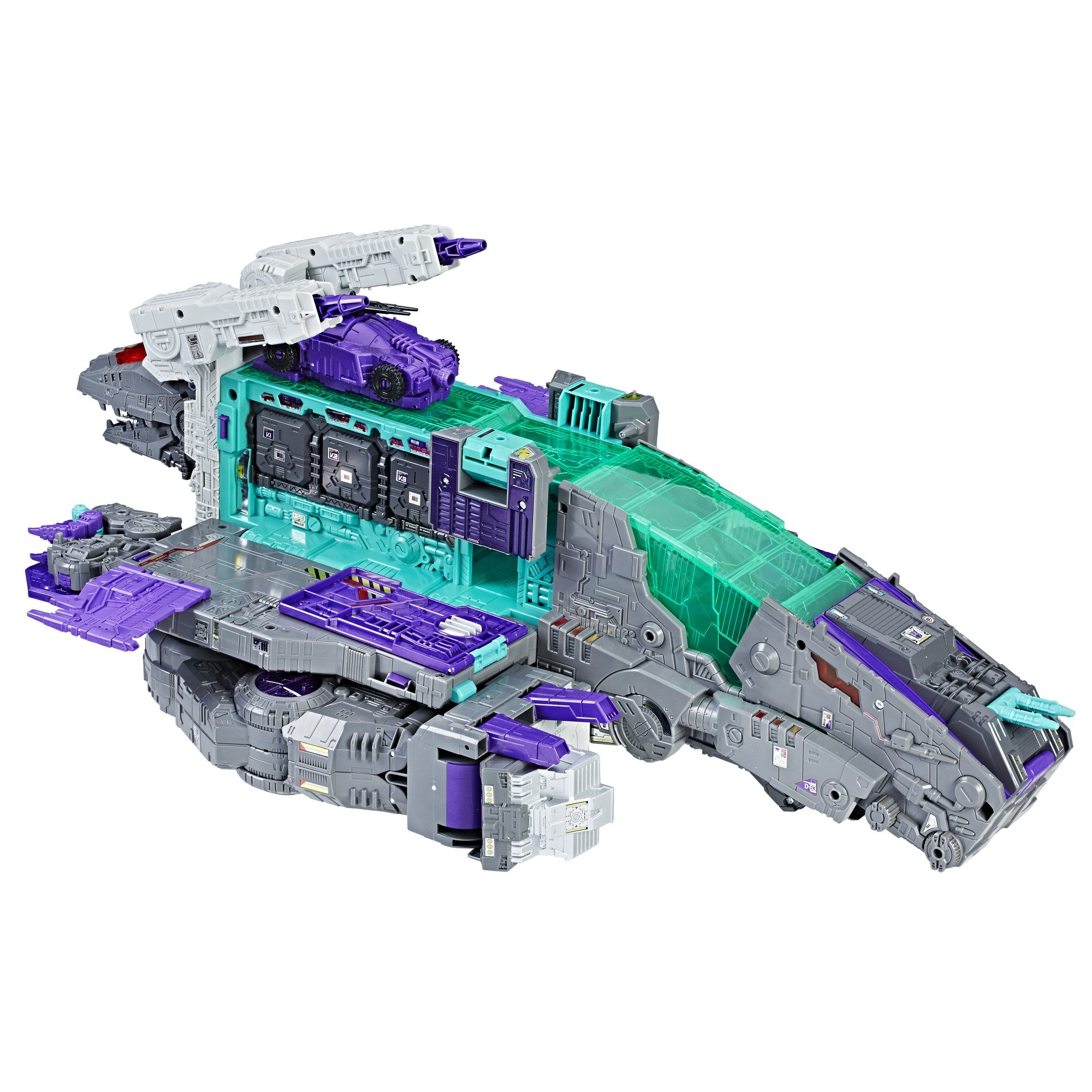 Transformers Generations Titans Return Titan Class Trypticon by Transformers (Image #3)