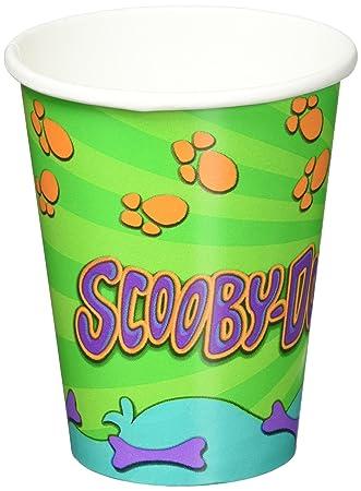 Amscan International - Cubertería para fiestas Scooby Doo (581385): Amazon.es: Juguetes y juegos