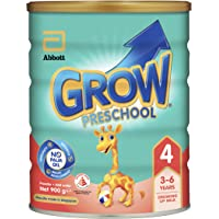 Abbott Grow Stage 4 Growing-up Milk Formula, 3-6 years, 900g