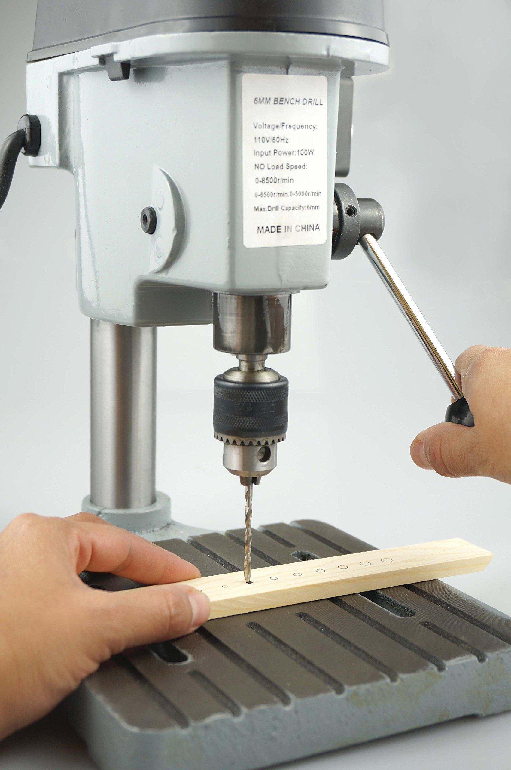 SE 3-Speed Mini Drill Press Bench by SE (Image #3)
