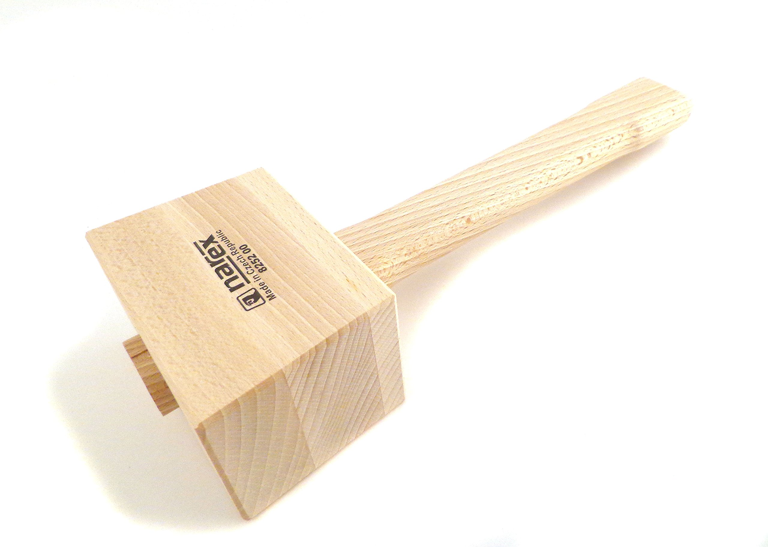 Narex 460 gram 16 oz Beech Wood Carving Mallet