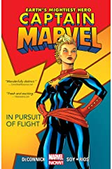 Captain Marvel Vol. 1: In Pursuit of Flight Kindle Edition