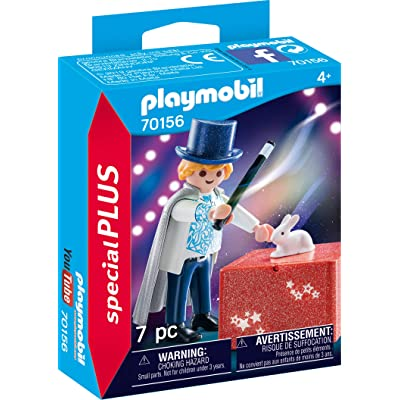 PLAYMOBIL 70156 Special Plus Wizard Colourful: Toys & Games