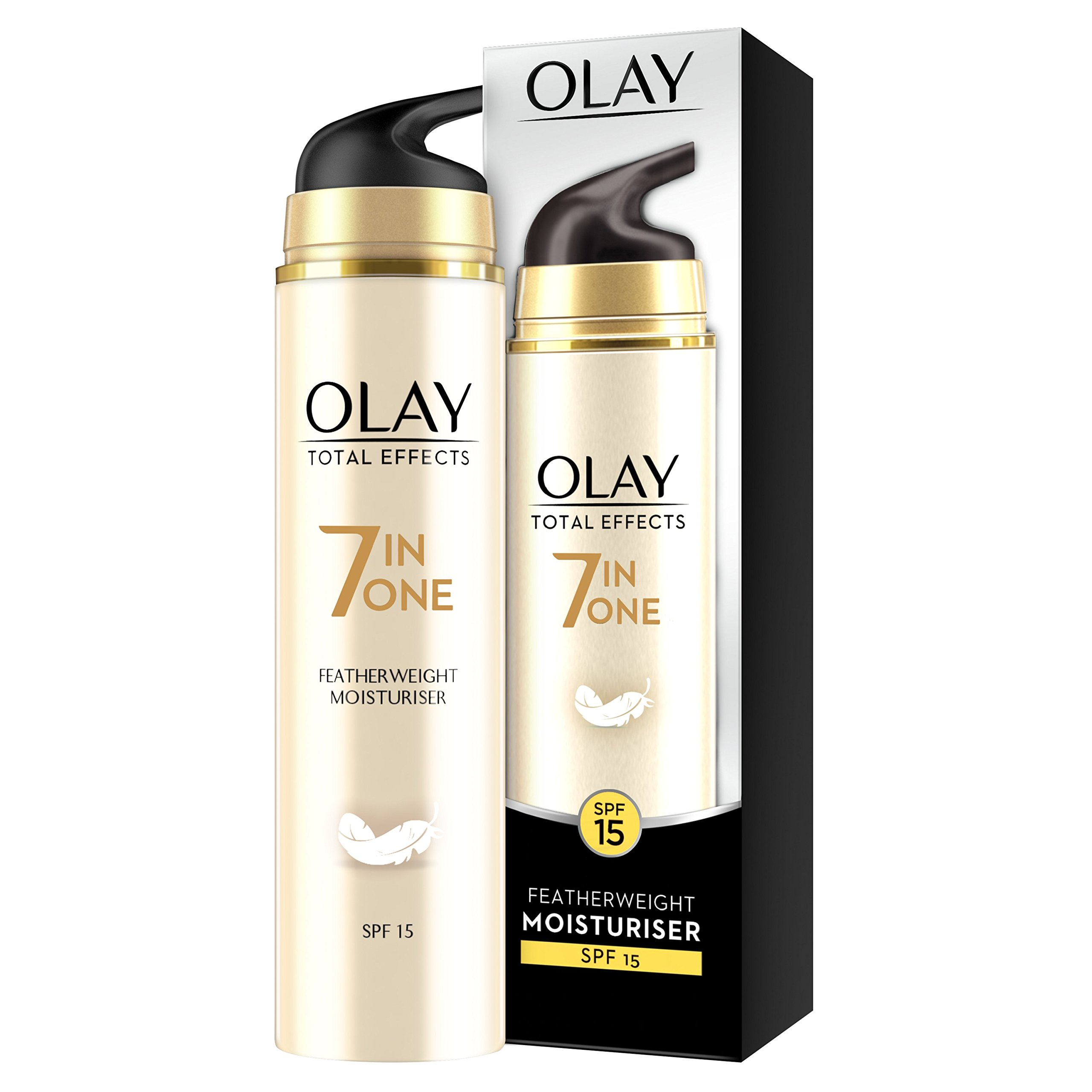 Total Effects by Olay Feather Weight Moisturizer SPF 15 1.7 fl oz