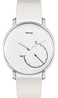 Withings Steel Reloj, Unisex Adulto, White, 36 mm: Amazon.es ...