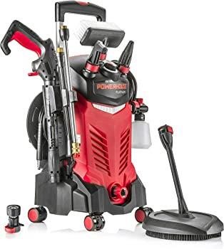 Powerhouse International 3000 PSI Electric Pressure Washer Platinum Edition