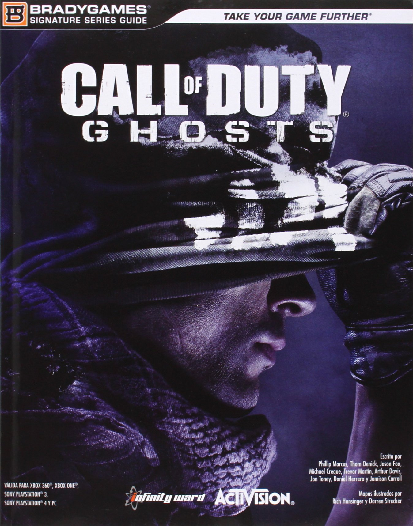 Guía Call Of Duty. Ghosts Tapa blanda – 5 nov 2013 Vv.Aa. Namco Bandai 8866311146 arte