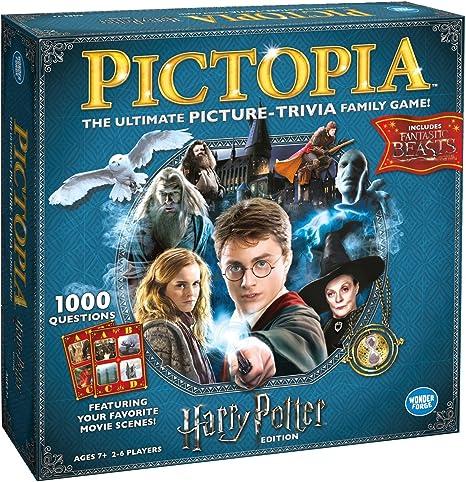 Ravensburger 22491 Pictopia Edición Harry Potter - The Picture Trivia Game, Multicolor: Amazon.es: Juguetes y juegos