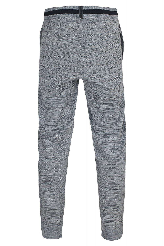 de1243426bb0 Nike Men s Tech Knit Jogger Pants Carbon Heather Black (Large) at Amazon  Men s Clothing store
