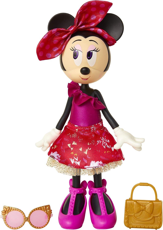 Disney Minnie Mouse Oh So Chic Premium Fashion Doll