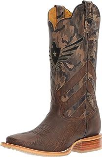 079c5ccbd4a Amazon.com | Tin Haul Shoes Men's Ichthys Aroundus Western Boot ...