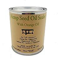 6. Chalk Mountain Brushes & Waxes - Hemp Seed Oil Furniture Sealer