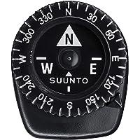 Suunto Clipper Micro kompas - 360 graden indeling - draaibare ring - schemeringstekens