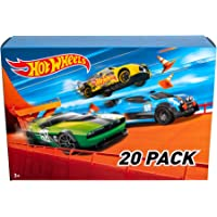 Hot Wheels 20 Car Gift Pack (Styles May Vary) Frustration Free Packaging