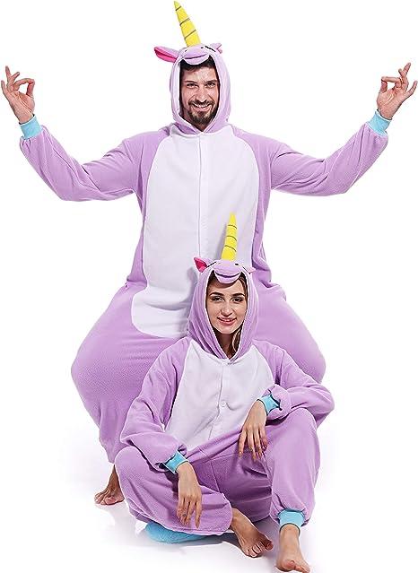 Pijama para Adultos, Disfraz de Unicornio para Cosplay, para ...